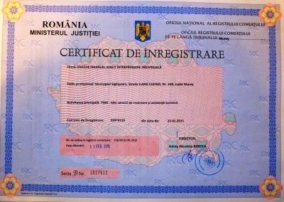 Sole Trader Registration