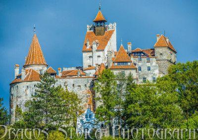 Bran Castle W