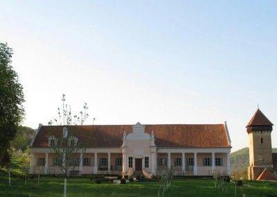 Malancrav Apafi Manor