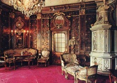 Peles Castle interior