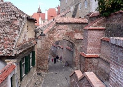 Sibiu fortifications yourguideintransylvania.com
