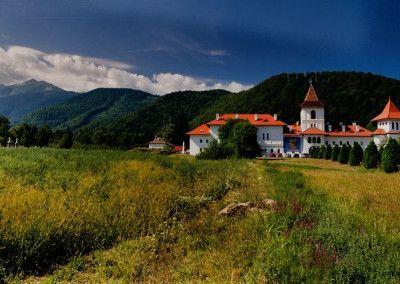 Sambata Orthodox Monastery