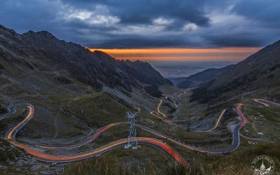 Top 3 scenic drives in Transylvania, Romania