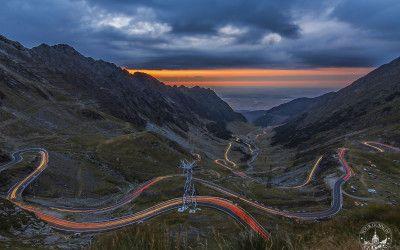 Top 3 scenic drives in Transylvania, Romania