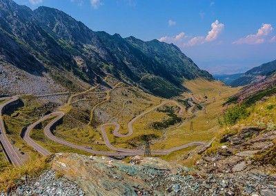 Transfagarasan Highway - Best road in the world