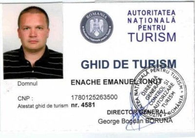 Tour Guide ID