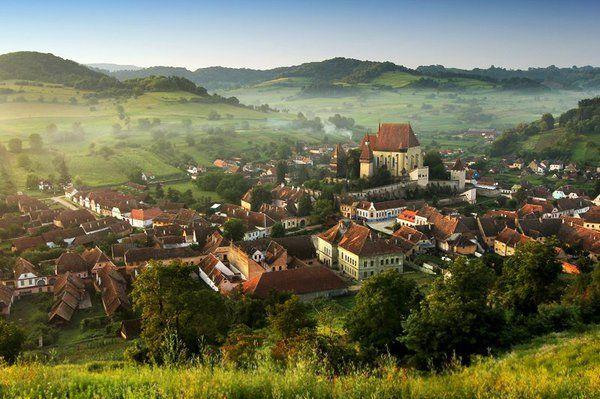 Colonizarea sasilor in Transilvania