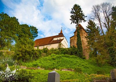Biserica din Deal - Church on the Hill