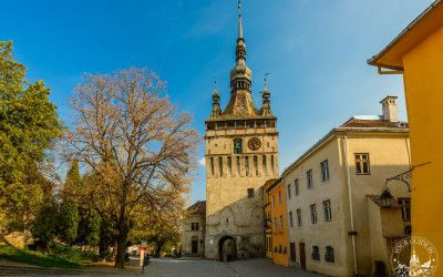 Sighisoara as a base to explore Transylvania