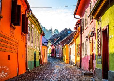 Sighisoara Medieval Citadel - Your Guide in Transylvania