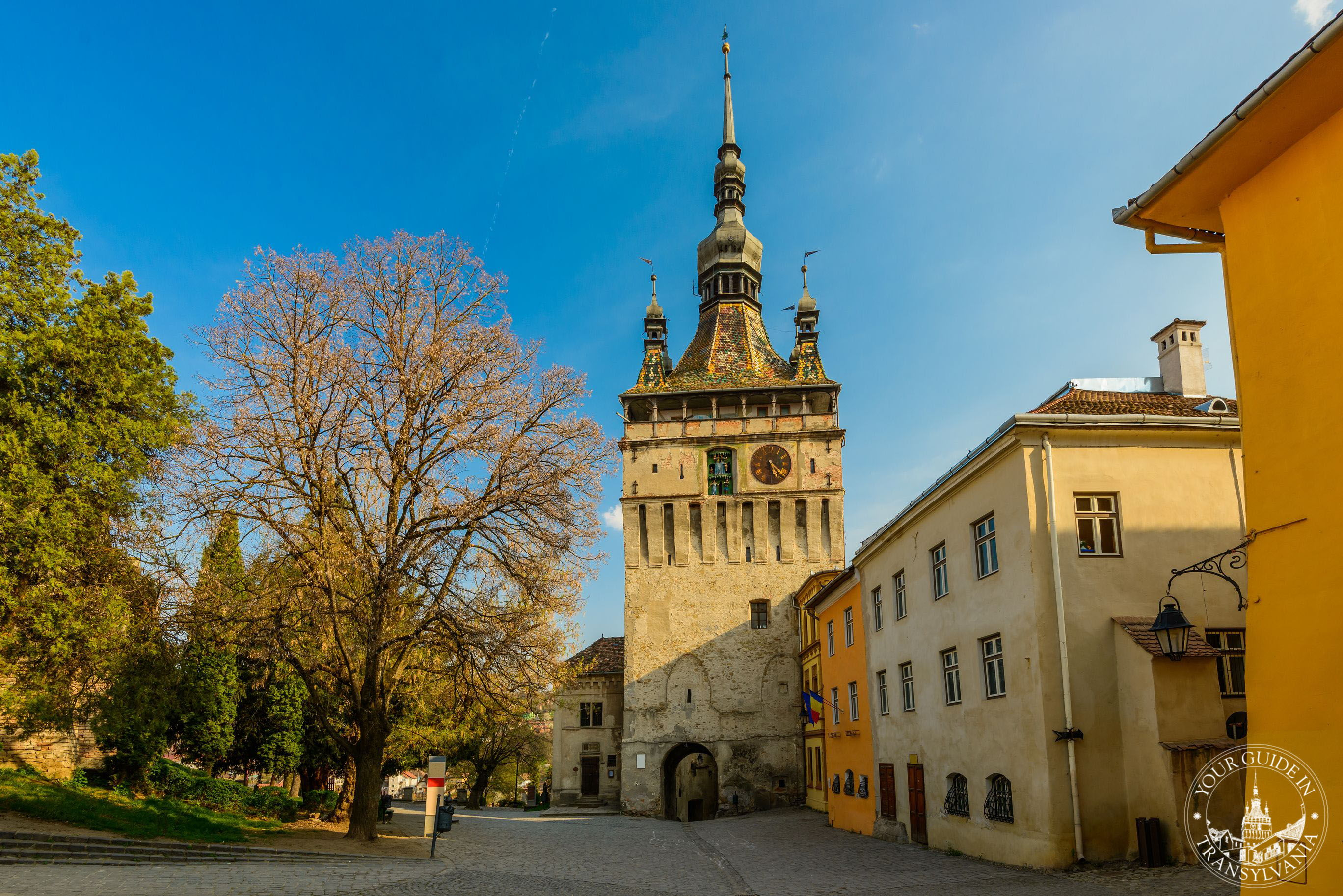Castle Bran Sighisoara Medieval City Tour Your Guide In Transylvania