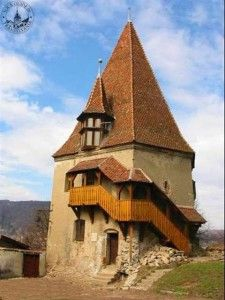 Turnul-cizmarilor Shoemaker`s Tower Sighisoara