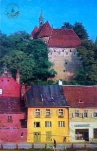 Turnul-fierarilor Blacksmithe Tower Sighisoara