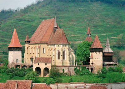 Biertan-Fortified-Church S