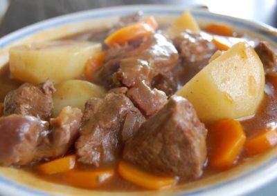 Transylvanian stew