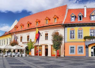 Sibiu Medieval Town