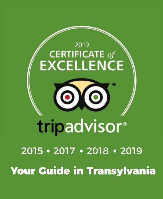 Certificat of excellence 2019 - Tripadvisor