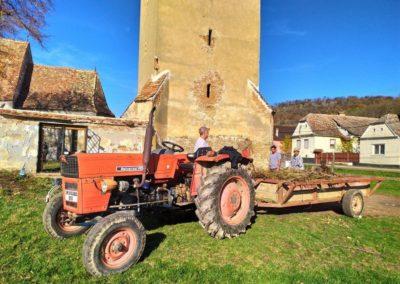 Universal-445-tractor