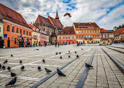 Brasov City Center