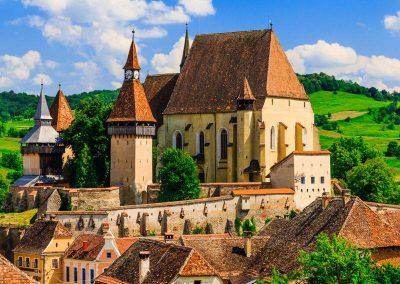 Biertan - Transylvania-Unesco-Heritage-Tour