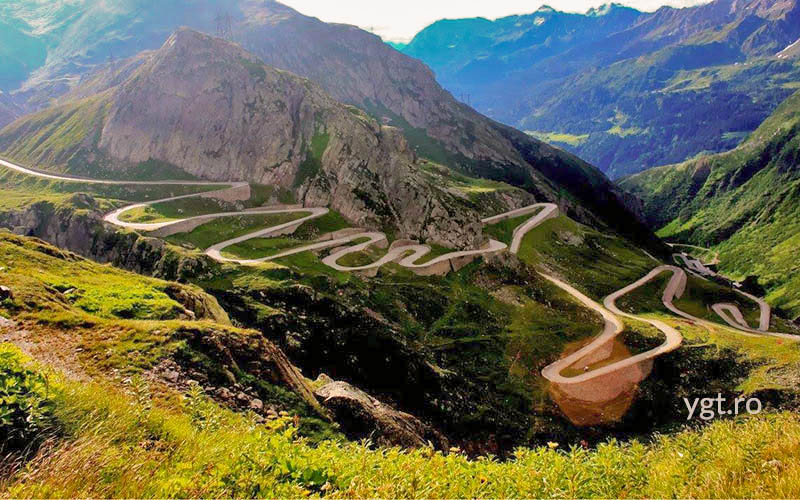 Day trip to Transfagarasan Highway