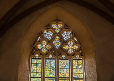 Stained glass window 7