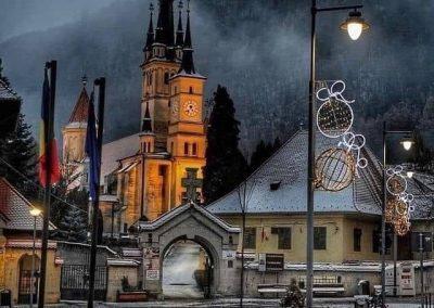 Image of Orthodox Church in Schei Brasov