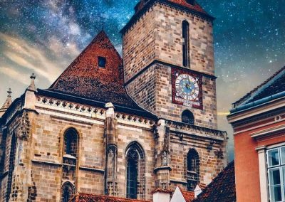Image of Black Church in Brasov